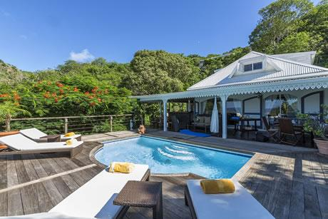 perfect Saint Barth Villa Joe luxury holiday home, vacation rental