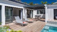 fully furnished Saint Barth Villa Rockfish luxury holiday home, vacation rental