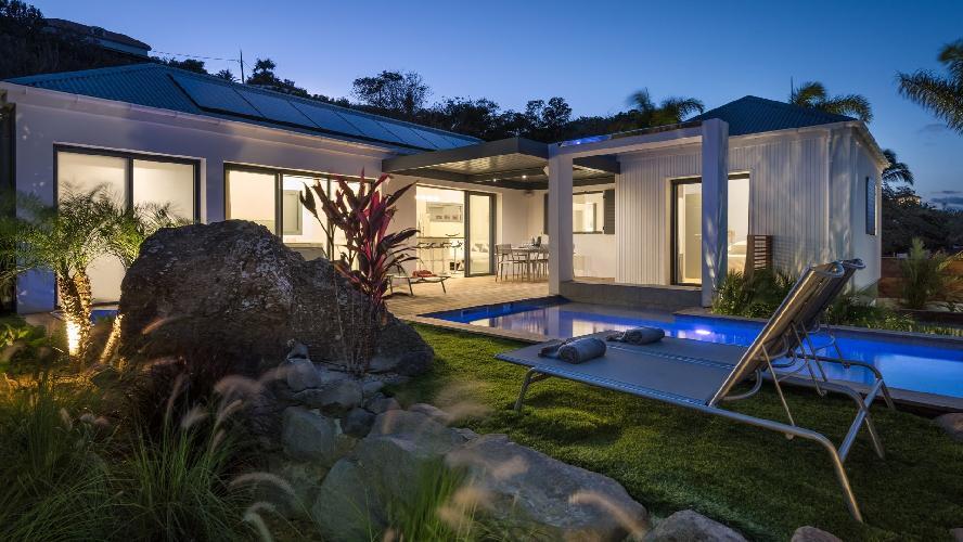 romantic Saint Barth Villa Rockfish luxury holiday home, vacation rental