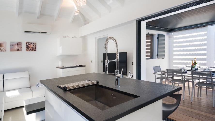 nice Saint Barth Villa Rockfish luxury holiday home, vacation rental