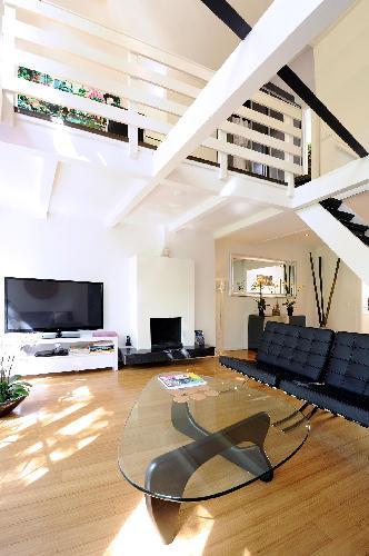 amazing mezzanine of Amsterdam - Boutique 2-Bedroom luxury apartment