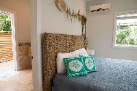 fresh bedroom linens in Bahamas Luxury Villa holiday home, vacation rental