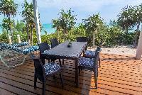 cool terrace of Bahamas Luxury Villa holiday home, vacation rental