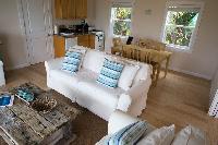 cool living room of Bahamas Luxury Villa holiday home, vacation rental