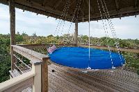 cool balcony of Bahamas Luxury Villa holiday home, vacation rental