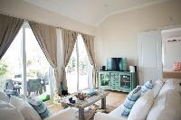sunny and airy Bahamas Luxury Villa holiday home, vacation rental