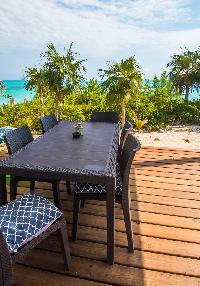 cool patio chairs in Bahamas Luxury Villa holiday home, vacation rental