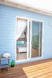 cool exterior of Bahamas Luxury Villa holiday home, vacation rental