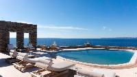 beautiful seafront Athens Villa De Niro luxury holiday home, vacation rental