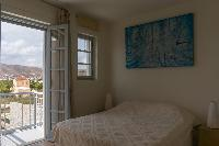 clean bed sheets in Athens Villa Romeo luxury holiday home, vacation rental