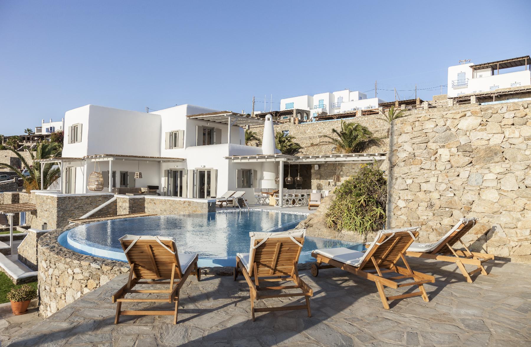 Mykonos - Villa Oriana