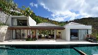 awesome pool of Saint Barth Villa Artepea luxury holiday home, vacation rental