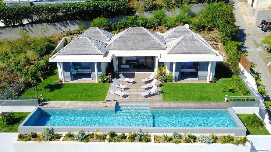 incredible Saint Barth Villa Flora luxury holiday home, vacation rental
