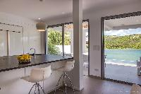 fully furnished Saint Barth Villa Javacanou luxury holiday home, vacation rental