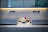 clean lavatory in Saint Barth Villa Javacanou luxury holiday home, vacation rental