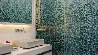 clean bathroom in Saint Barth Villa Javacanou luxury holiday home, vacation rental