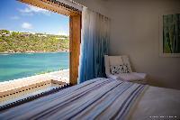 awesome beachfront Saint Barth Villa Javacanou luxury holiday home, vacation rental