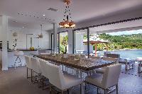 sunny Saint Barth Villa Javacanou luxury holiday home, vacation rental