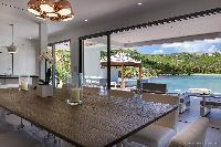 amazing beachfront Saint Barth Villa Javacanou luxury holiday home, vacation rental
