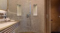 clean bathroom in Saint Barth Villa Neo luxury holiday home, vacation rental