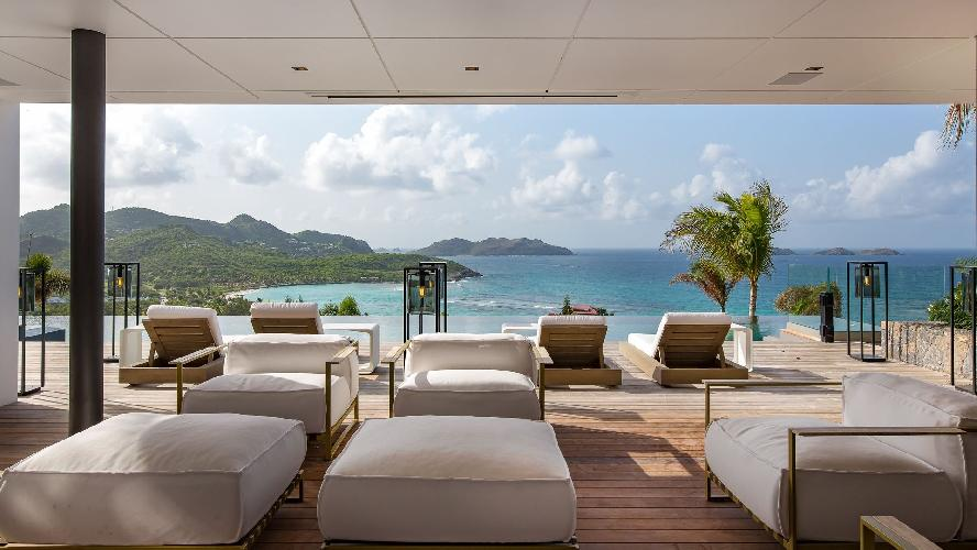 beautiful Saint Barth Villa Neo luxury holiday home, vacation rental