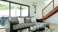 cool multilevel Saint Barth Villa Pacha luxury holiday home, vacation rental