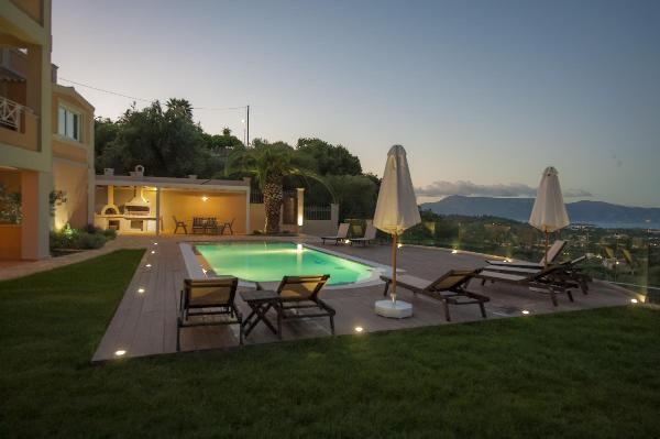 Corfu Villa Stephandra