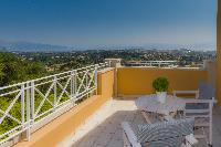 magnificent view from Corfu Villa Stephandra luxury holiday home, vacation rental