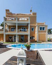rejuvenating Corfu Villa Stephandra luxury holiday home, vacation rental