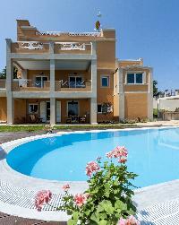 perfect Corfu Villa Stephandra luxury holiday home, vacation rental