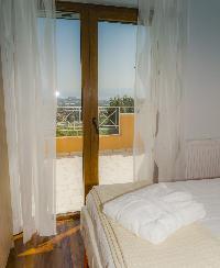 cool window of Corfu Villa Stephandra luxury holiday home, vacation rental