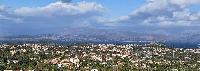 splendid view from Corfu Villa Stephandra luxury holiday home, vacation rental