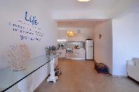neat interiors of Corfu Villa Stephandra luxury holiday home, vacation rental