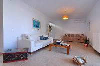 delightful sitting area in Corfu Villa Stephandra luxury holiday home, vacation rental