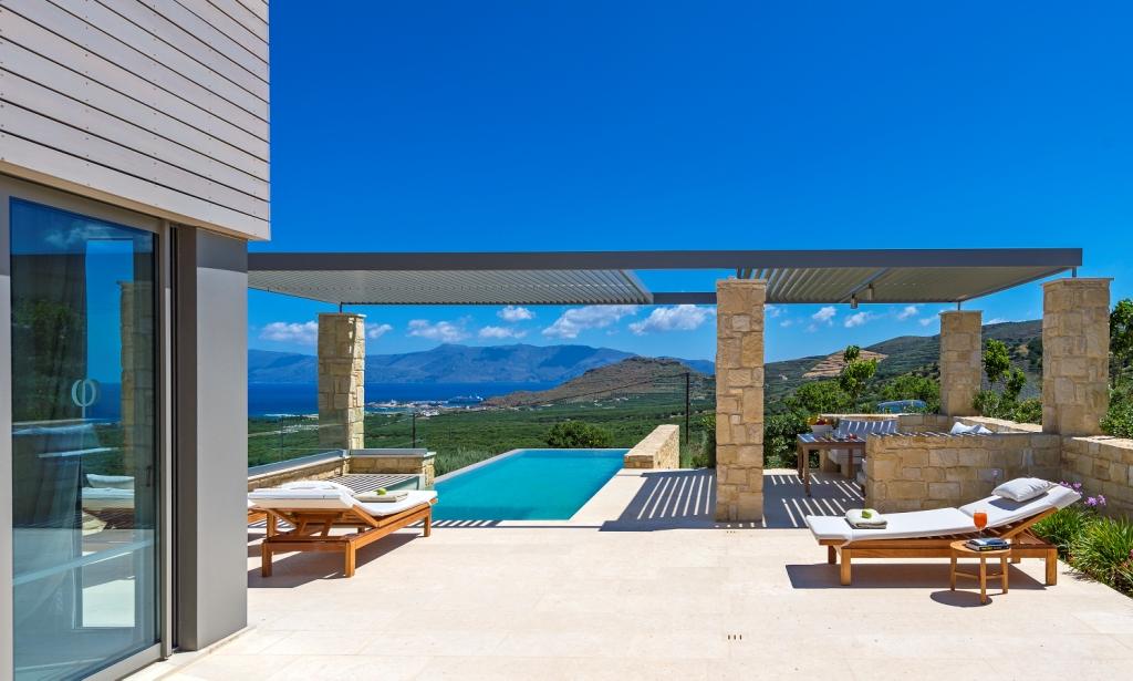 Crete Villa Abyss