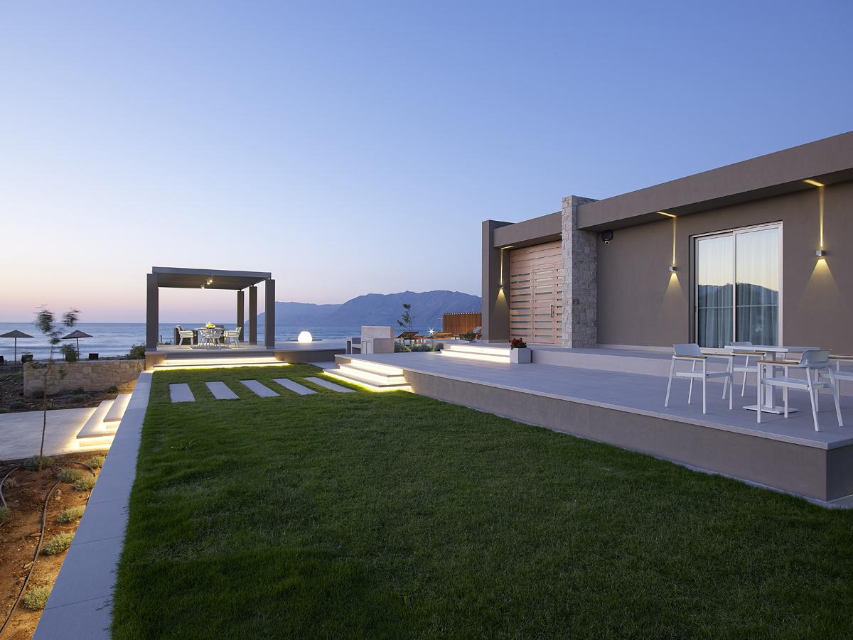 Crete Beach Front Estate