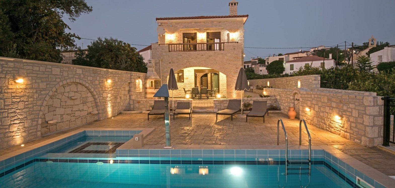 Crete Villa Semeli