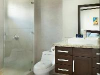 spic-and-span bathroom in Costa Rica Diamante del Sol 801N luxury apartment