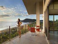 beautiful ocean view from the deck of Costa Rica Diamante del Sol 801N luxury apartment