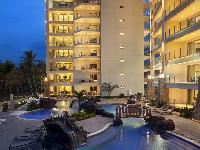 awesome building of Costa Rica Diamante del Sol 801N luxury apartment