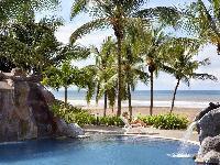 amazing pool of Costa Rica Diamante del Sol 801N luxury apartment