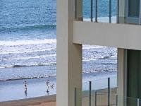 cool sea view from the terrace of Costa Rica Diamante del Sol 901S luxury apartment