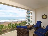 awesome sea view from Costa Rica Diamante del Sol 901S luxury apartment