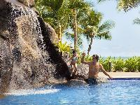 amazing pool of Costa Rica Diamante del Sol 901S luxury apartment