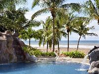 awesome pool of Costa Rica Diamante del Sol 901S luxury apartment