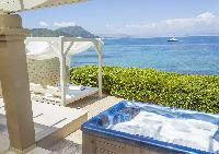 awesome sea view from Corfu Villa luxury apartment, holiday home, vacation rental