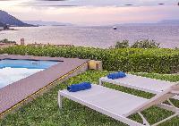 amazing seaside Corfu Villa luxury apartment, holiday home, vacation rental