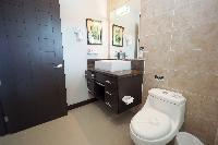 fresh and clean bathroom in Costa Rica Ocean View Junior Penthouse luxury apartment