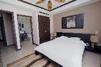 nice furnishings in Costa Rica Ocean View Junior Penthouse luxury apartment