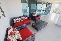 neat Costa Rica Ocean View Junior Penthouse luxury apartment and holiday home